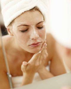 limpieza facial, jabón ph neutro