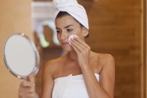 limpieza facial, agua micelar